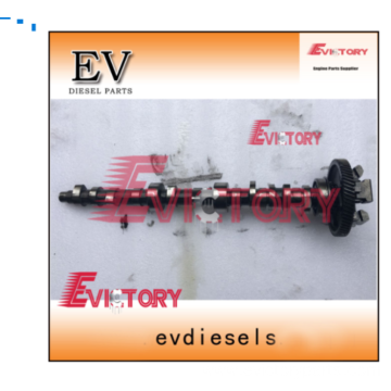 PERKINS engine excavator 404D-22T crankshaft camshaft